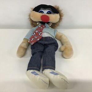 The Australian TV Vintage Agro Hand Puppet Toy 1988 #454