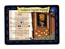 HARRY POTTER n° 49/80 - Lieu : Marchand de baguettes magiques