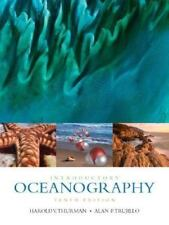 Introductory Oceanography by Harold V. Thurman and Alan P. Trujillo (2003, Hardc