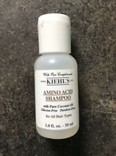 Kiehl's 30ml Amino Acid Shampoo All Hair Types Travel Size Brand New