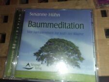 Baummeditation Susanne Huehn Meditation Baueme Wald Natur Verbundenheit