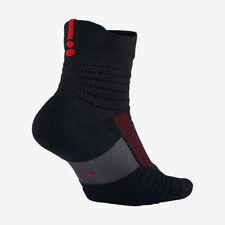 Nike ELITE VERSATILITY MID Basketball Socks SX5370-010 Size XL (12-15)