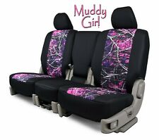 CUSTOM NEO-CAMO FRONT SEAT COVERS for the 2010-2021 Toyota 4Runner