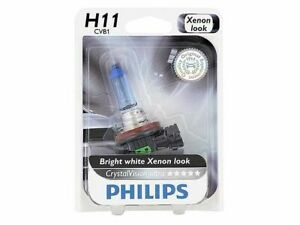 For 2010-2017 BMW 535i GT Fog Light Bulb Front Philips 89163XW 2011 2012 2013