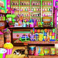 Candy Shop 1000 Piece Jigsaw Puzzle 480 x 680mm (PLG17104)
