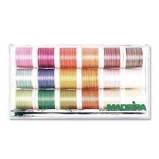 Madeira Cotona No.50 Multicolour Embroidery Thread Assortment Box