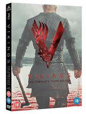 Vikings (2013 TV series) Boxing DVDs & Blu-rays