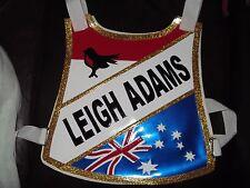 Leigh Adams Speedway Race Chaqueta