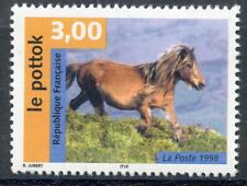 STAMP / TIMBRE FRANCE NEUF N° 3184 ** FAUNE / SERIE NATURE /  CHEVAUX