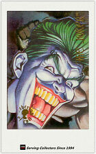 1995 DC Villains Gathering Of Evil Spectra Foil Insert Card GE3: THE JOKER