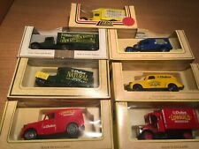 LLEDO DIECAST COLLECTION OF 7 DULUX PROMOTIONAL MODELS