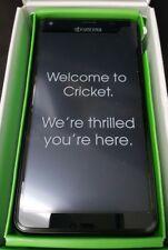 Kyocera Hydro View Cricket Wireless Black ( Brand New)