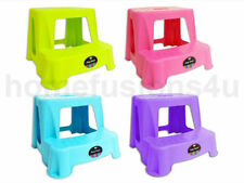 Children's Plastic Stools & Breakfast Bars