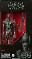 "Mandalorian IG-11 Action Figure 6"" Star Wars Black Series Exclusive IG-II Sale!"