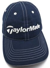 "TAYLORMADE blue adjustable cap / hat - ""Burner"""