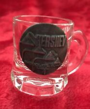 Hershey Kisses Chocolate Town USA Shot Glass