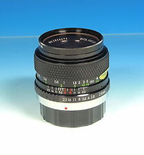 Soligor 2.8/28mm C/D WIDE-AUTO obiettivo Lens objectif per Pentax K - (101973)