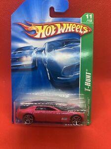 1:64 Cadillac V16 - Hot Wheels 2007 Treasure Hunt Long Card Hot Wheels SEALED