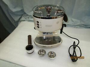 DeLonghi 311.BG Creme 6 Tassen Espressomaschine