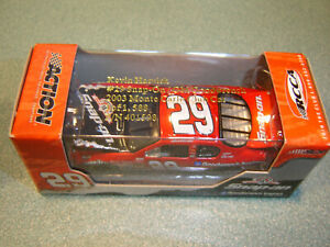 #29 Kevin Harvick 2003 SNAP ON / GM Goodwrench 1/64 Action RCCA Diecast NEW