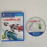 WipEout Omega Collection -- Playstation 4 PS4 VR -- UK Seller --