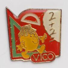 Vintage VICO H2O 2 + 2 = Lapel Pin Badge