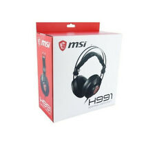 MSI H991 Gaming Headset *Brand New In Box*