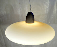 Italian I-tre Lighting  Atollo Design: Carlo Nason 46 Amber Pendant Lamp