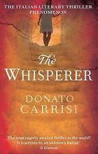 DONATO CARRISI, THE WHISPERER. 9780349123448