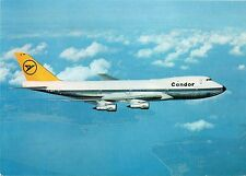 AK Condor Jumbo Jet Boeing 747 ca 80er Jahre