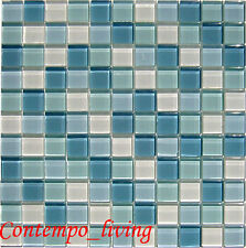 Crystal Glass Tile Glass Mosaic for Counter top $9/sqft