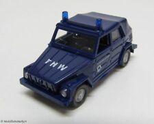 WIKING VW 181 Kurierwagen THW 1:87