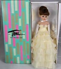 """Tonner Effanbee Elegant Evening Fashion Toni Doll 13"""" Nrfb 2007"""