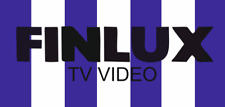 Finlux TV Sponsor Logo for Sheffield Wednesday away  football shirt