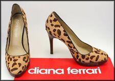 Diana Ferrari Animal Print Medium (B, M) Shoes for Women