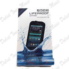 GENUINE LIFEPROOF WATERPROOF BLACK Case for Samsung Galaxy S3 *1ST CLASS POST*