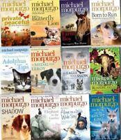 Michael Morpurgo Collection 12 Books Set -Farm boy Born to Run Shadow, An Elepha
