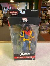 "Hasbro Marvel Legends 6"" Figure NIP NEW - BAF SAURON Series BISHOP"