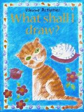 What Shall I Draw (What Shall I Do Today)-ExLibrary