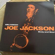 Joe Jackson Body and Soul Vinyl LP - Original 1984 - AMLX65000