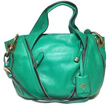 NWT orYANY Italian Grain Leather Hobo Lian, Grass Color, MSRP: $275.00
