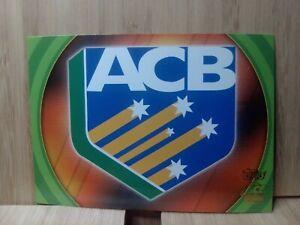 AUSTRALIAN CRICKET BOARD🏆2002 #1 Topps ACB Cricket Card🏆FREE POST