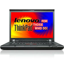 ThinkPad Lenovo T530 CORE I5 2, 60 GHZ 4GB 320GB DVD-RW W-LAN 15,6Zoll wid-10