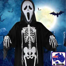 Halloween Costume Black Skeleton Ghost Scream Clothes Pirate Clothes GSKE882
