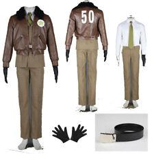 New  APH Hetalia Axis Powers America Uniform Cosplay Costume Full Suit Hallowmas