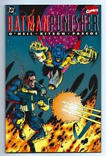 BATMAN PUNISHER Lake of Fire #nn June 1994 NM/MT 9.8 JOKER App JIGSAW O'Neil C/A