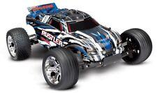 Traxxas Rustler 2WD Stadium Truck (12T+XL-5) 2.4GHz blau RTR 1:10
