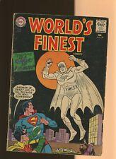 World's Finest Comics 139 GD 2.0 * 1 Book Lot * Batman! Superman! Robin! Aquaman