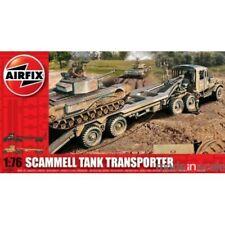 Maqueta transporte de tanques SCAMMEL Airfix 1:76 NUEVO A ESTRENAR