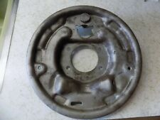 1969 1970 FORD MUSTANG SHELBY TORINO LH KELSEY HAYES DRUM BRAKE BACKING PLATE